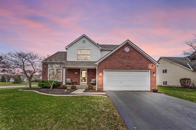 3172 Goodman Meadows Drive, Hilliard, OH 43026 (MLS #220001550) :: Exp Realty
