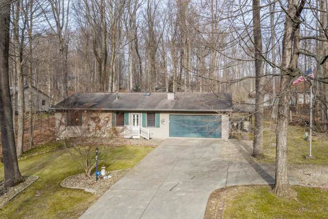 602 Courtland Drive, Howard, OH 43028 (MLS #220001628) :: ERA Real Solutions Realty