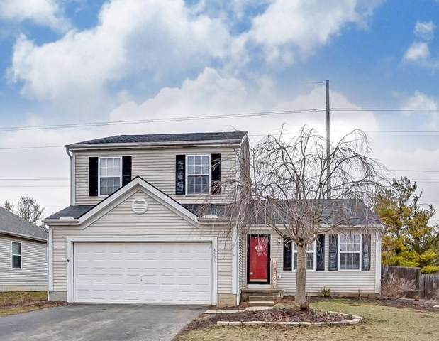 8591 Bivouac Place, Galloway, OH 43119 (MLS #220001649) :: Keller Williams Excel