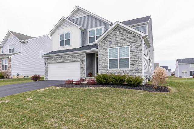 580 Stable Street, Marysville, OH 43040 (MLS #220001919) :: Huston Home Team