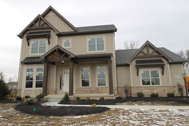 4682 Speranza Loop, Galena, OH 43021 (MLS #220002030) :: The Clark Group @ ERA Real Solutions Realty