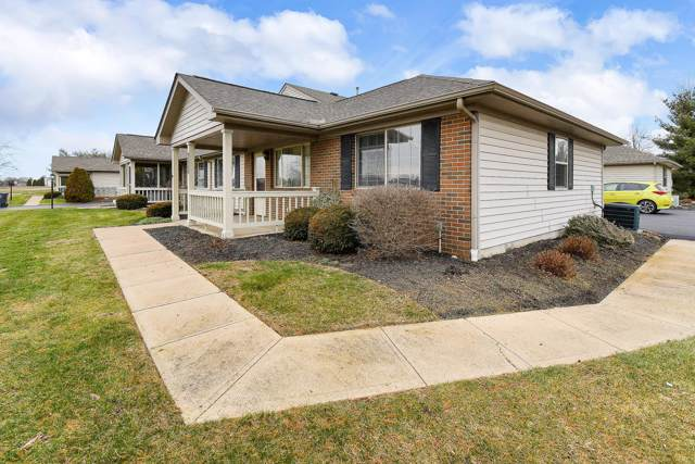 4105 Wiston Drive, Groveport, OH 43125 (MLS #220002345) :: The Clark Group @ ERA Real Solutions Realty