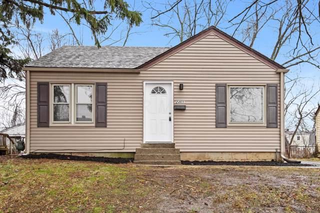 2465 Meredith Drive, Columbus, OH 43219 (MLS #220002368) :: Signature Real Estate