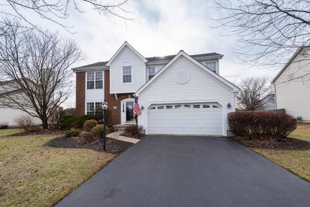 6972 Four Seasons Drive, Westerville, OH 43082 (MLS #220002520) :: Berkshire Hathaway HomeServices Crager Tobin Real Estate