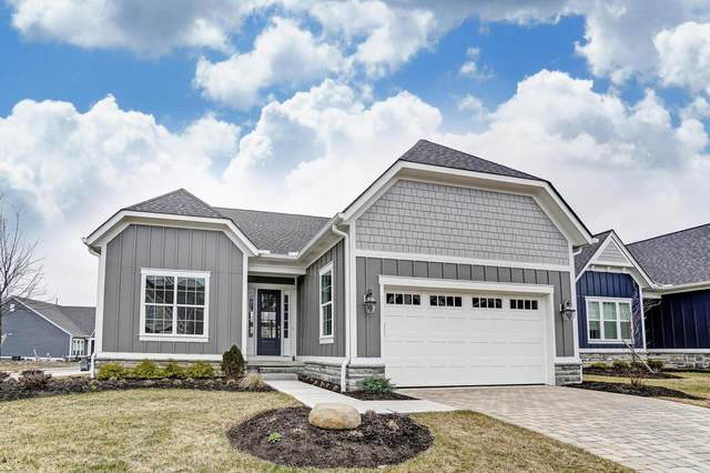 1591 Villa Way, Powell, OH 43065 (MLS #220002927) :: Signature Real Estate