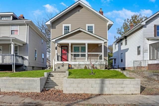 915 Gilbert Street, Columbus, OH 43206 (MLS #220003129) :: The Clark Group @ ERA Real Solutions Realty