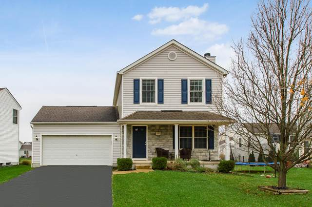 107 Olentangy Meadows Drive, Lewis Center, OH 43035 (MLS #220003324) :: Huston Home Team
