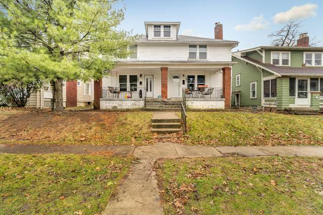 101 E Kelso Road, Columbus, OH 43202 (MLS #220003538) :: RE/MAX ONE