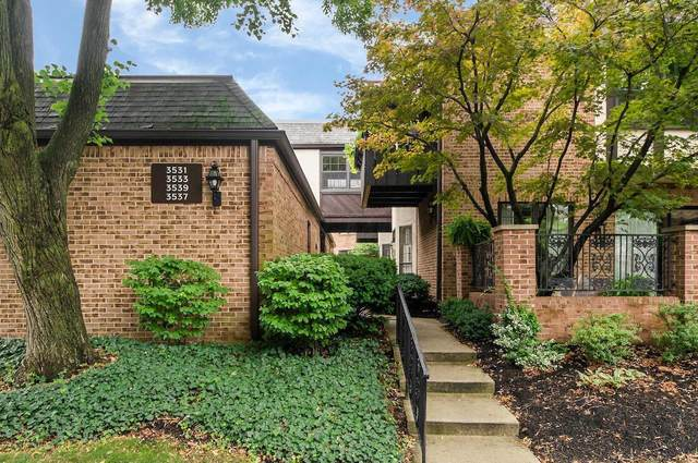 3539 La Rochelle Drive, Upper Arlington, OH 43221 (MLS #220003911) :: The Clark Group @ ERA Real Solutions Realty