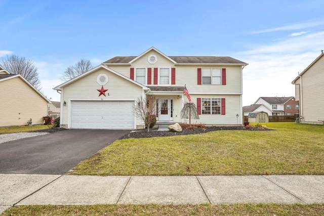761 Midway Drive, Newark, OH 43055 (MLS #220003954) :: Huston Home Team