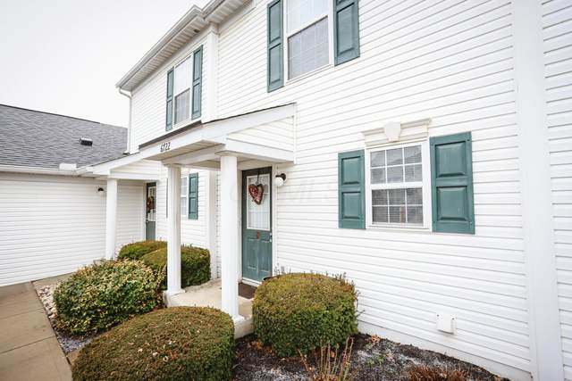 6722 Axtel Drive 9C, Canal Winchester, OH 43110 (MLS #220004246) :: The Clark Group @ ERA Real Solutions Realty