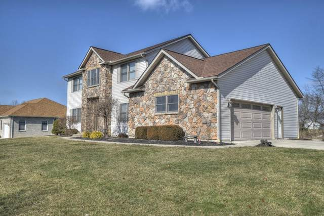 1476 Eagle Links Drive, Marion, OH 43302 (MLS #220004695) :: Signature Real Estate