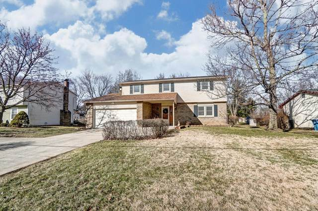 836 W Main Street, Westerville, OH 43081 (MLS #220005041) :: Berkshire Hathaway HomeServices Crager Tobin Real Estate