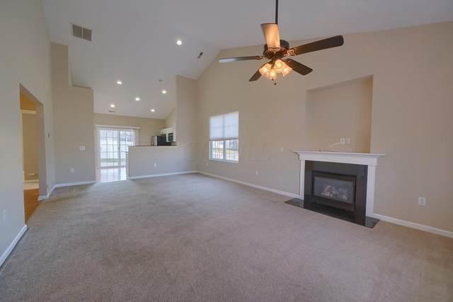 5501 Rainbow Falls Street, Dublin, OH 43016 (MLS #220005325) :: Berkshire Hathaway HomeServices Crager Tobin Real Estate