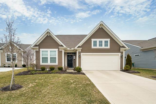 3748 Sanctuary Loop, Hilliard, OH 43026 (MLS #220005523) :: Susanne Casey & Associates
