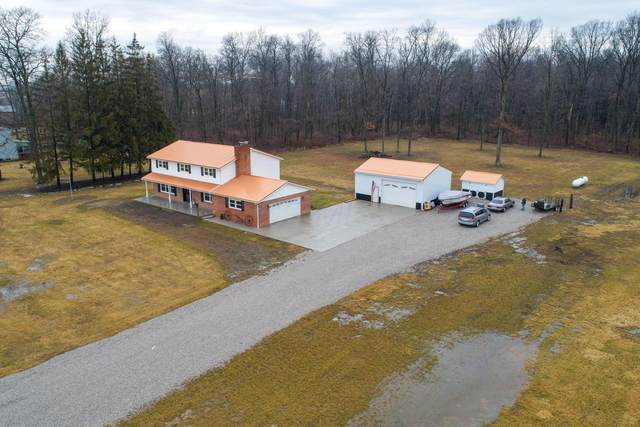 4736 Roberts Road, Caledonia, OH 43314 (MLS #220006512) :: Shannon Grimm & Partners Team