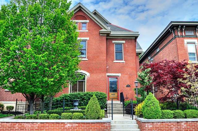80 W Starr Avenue, Columbus, OH 43201 (MLS #220006670) :: The Willcut Group