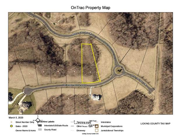 108 Orchard Wood Path, Granville, OH 43023 (MLS #220007041) :: CARLETON REALTY