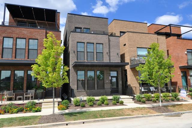 274 Cornelius Street, Columbus, OH 43215 (MLS #220007626) :: The KJ Ledford Group