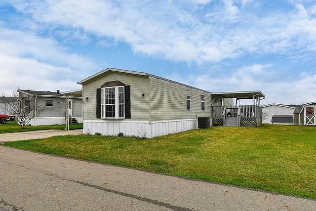 1100 Thornwood . Drive #907, Heath, OH 43056 (MLS #220007723) :: RE/MAX ONE