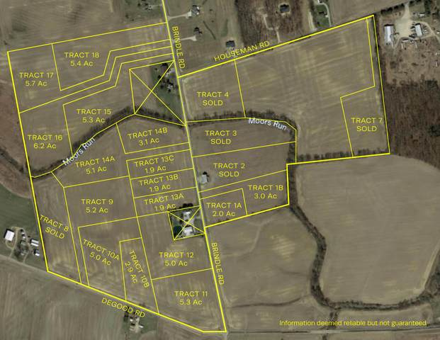 0 Brindle Road Tract 14A, Ostrander, OH 43061 (MLS #220008041) :: Core Ohio Realty Advisors