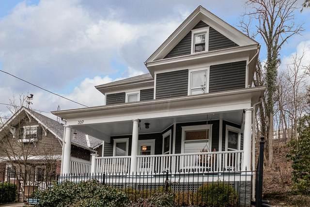 337 N Pearl Street, Granville, OH 43023 (MLS #220008048) :: The Raines Group
