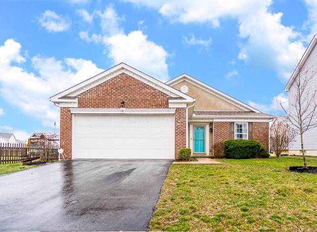 74 Lobdell Drive, Delaware, OH 43015 (MLS #220008502) :: Shannon Grimm & Partners Team