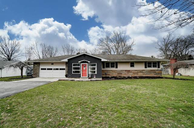 1039 Collins Avenue, Marysville, OH 43040 (MLS #220008654) :: Signature Real Estate