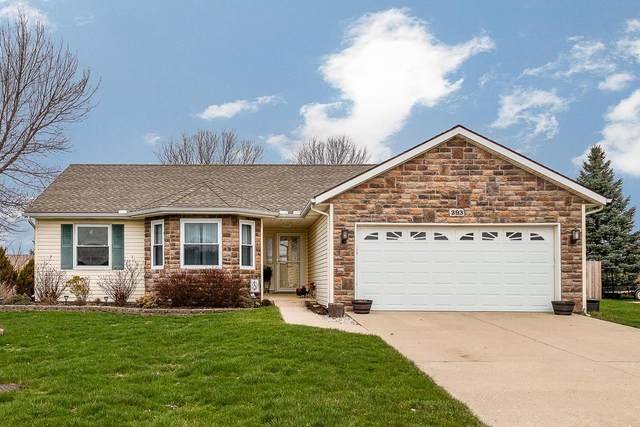 293 Thames Court, London, OH 43140 (MLS #220008902) :: Berkshire Hathaway HomeServices Crager Tobin Real Estate