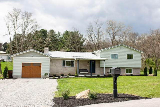 27 Russ Road, Jackson, OH 45640 (MLS #220009123) :: The Holden Agency