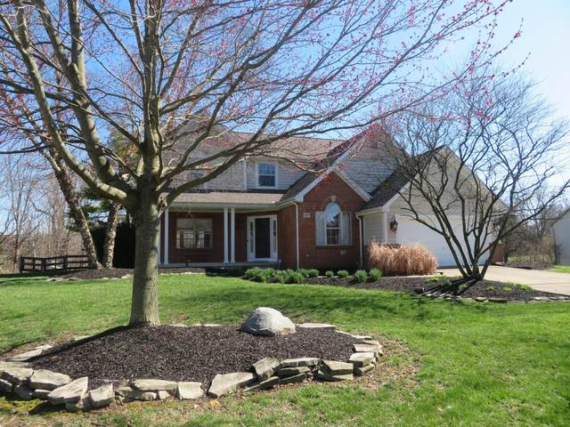 2818 Cannon Circle, Lewis Center, OH 43035 (MLS #220009145) :: Shannon Grimm & Partners Team
