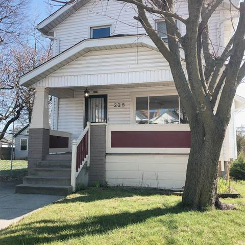 225 E Innis Avenue, Columbus, OH 43207 (MLS #220009170) :: Berkshire Hathaway HomeServices Crager Tobin Real Estate