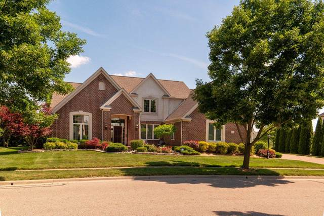6660 Ballantrae Place, Dublin, OH 43016 (MLS #220009304) :: The KJ Ledford Group