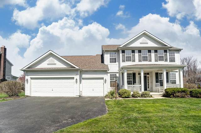 3752 Village Club Drive, Powell, OH 43065 (MLS #220009468) :: Susanne Casey & Associates