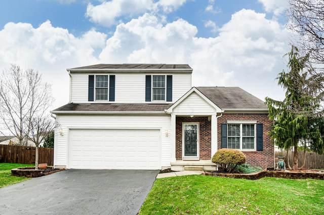 1235 Nutmeg Drive, Marysville, OH 43040 (MLS #220009470) :: Signature Real Estate