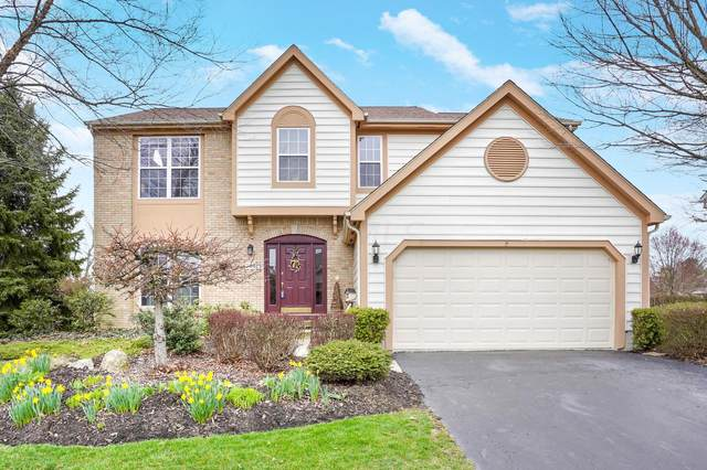 2468 Parklawn Drive, Lewis Center, OH 43035 (MLS #220009531) :: The Clark Group @ ERA Real Solutions Realty