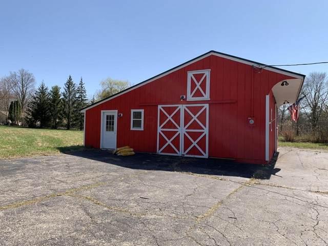 5055 Red Bank Road, Galena, OH 43021 (MLS #220009551) :: Signature Real Estate