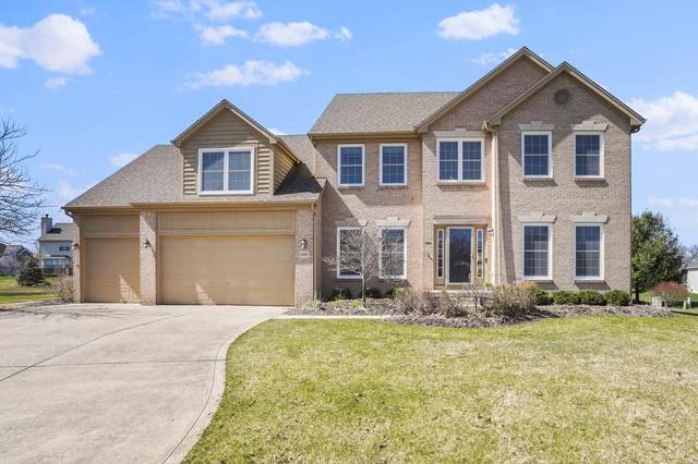 1087 Gwyndale Court, New Albany, OH 43054 (MLS #220009611) :: CARLETON REALTY