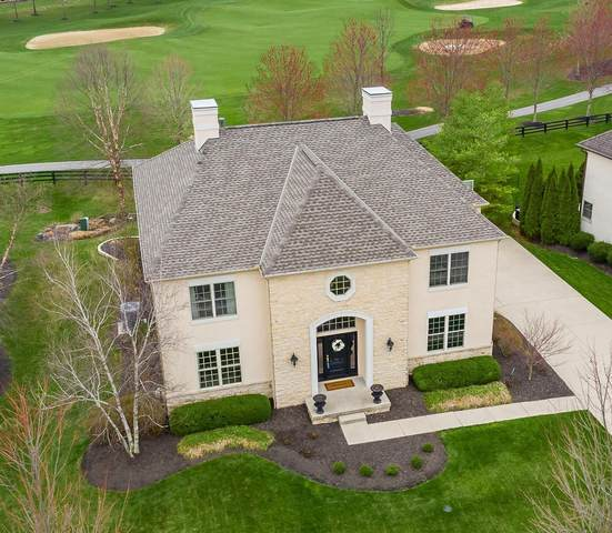 4491 Hickory Rock Drive, Powell, OH 43065 (MLS #220009758) :: The Raines Group