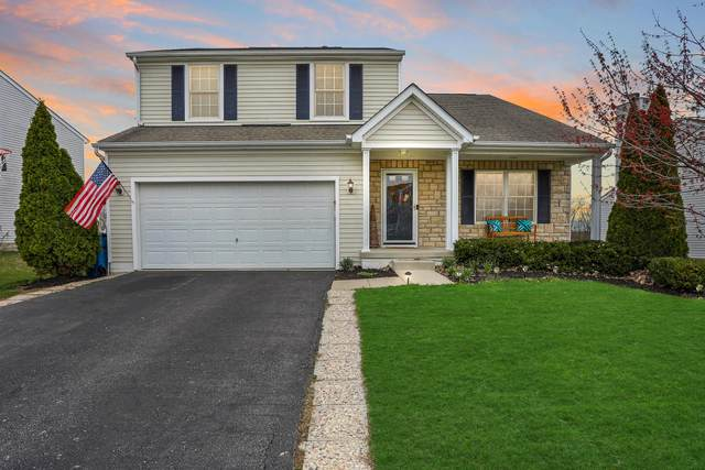 1687 Creekview Drive, Marysville, OH 43040 (MLS #220009764) :: Signature Real Estate