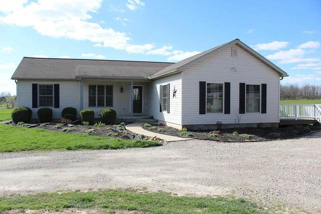 1011 Mcdonald Road, Chillicothe, OH 45601 (MLS #220010081) :: Huston Home Team