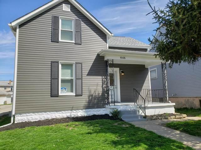 646 E Mithoff Street, Columbus, OH 43206 (MLS #220010275) :: Huston Home Team