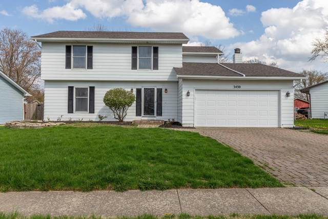 3430 Simmons Drive, Grove City, OH 43123 (MLS #220010625) :: RE/MAX ONE
