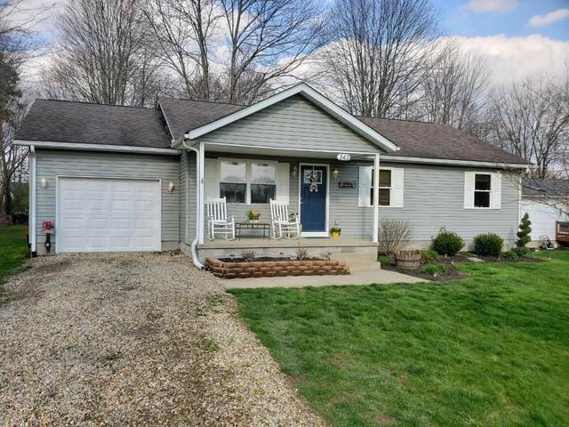 242 Woodlawn Circle, Howard, OH 43028 (MLS #220010637) :: Sam Miller Team