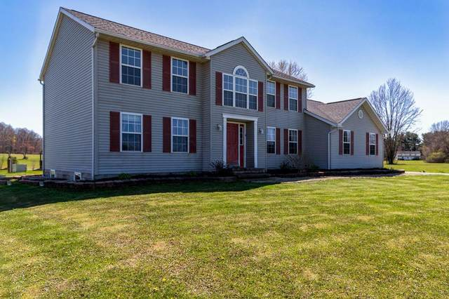 7326 State Route 19 Unit 8 Lots 167, Mount Gilead, OH 43338 (MLS #220011243) :: Sam Miller Team