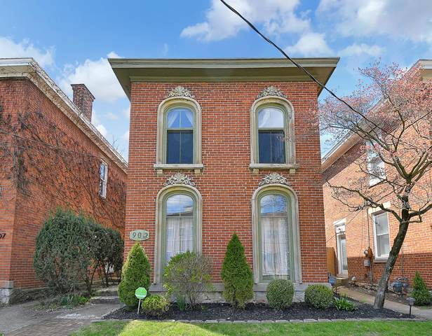 903 S Front Street, Columbus, OH 43206 (MLS #220011627) :: Exp Realty