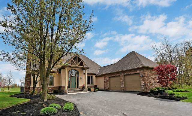 1458 Stewart Place #1, Blacklick, OH 43004 (MLS #220013059) :: Huston Home Team