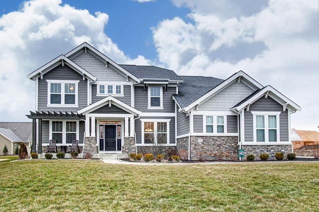 735 Meadow Ridge Way, Marysville, OH 43040 (MLS #220013996) :: Core Ohio Realty Advisors
