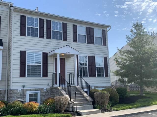7026 Gallant Fox Drive 12-702, New Albany, OH 43054 (MLS #220014915) :: Signature Real Estate