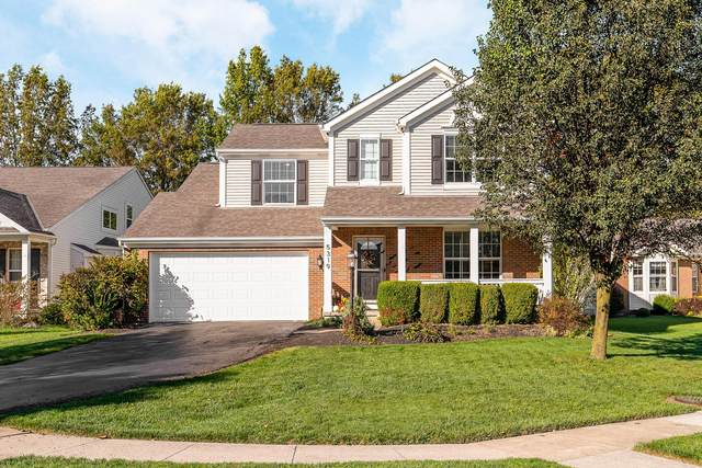 5319 Covington Meadows Drive, Westerville, OH 43082 (MLS #220015547) :: The Jeff and Neal Team | Nth Degree Realty